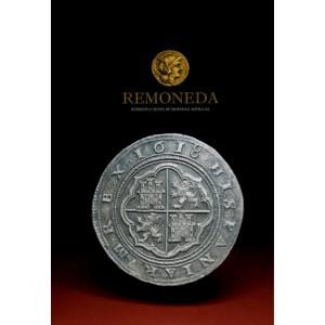 50 Reales de Felipe III 1618